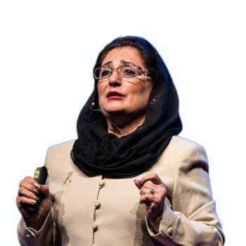 سرکار خانم سعیده قدس