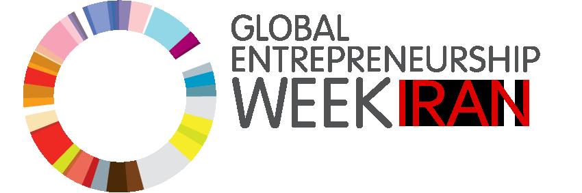 لوگوی هفته جهانی کارآفرینی ایران