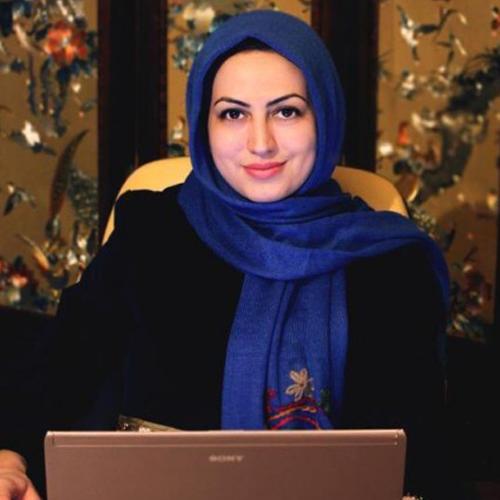 سارا داریان - هفته جهانی کارآفرینی ایران